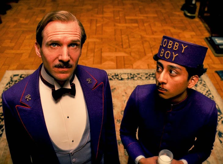 ralph fiennes and tony revolori THE GRAND BUDAPEST HOTEL (1)