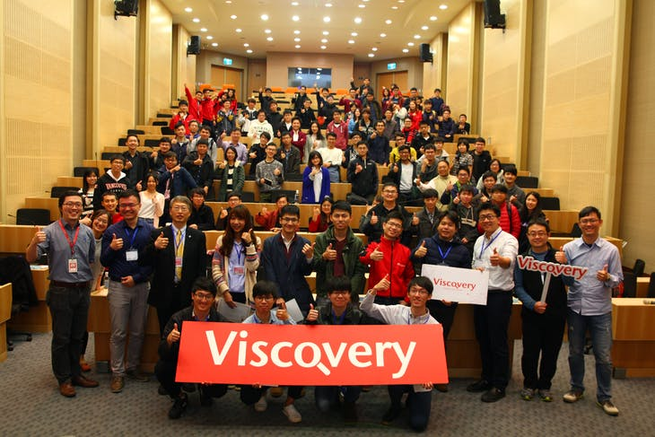 ▲Viscovery 全體大合照,photo credit: Viscovery